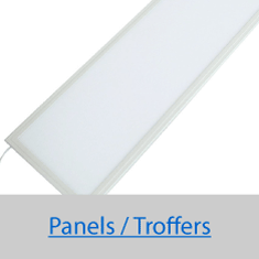 LED Panel Troffer Office Lights