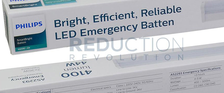 Philips Indoor Emergency LED Batten