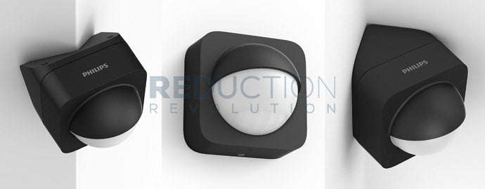 Philips Hue Outdoor Motion Sensor Mounting Options