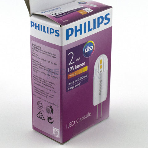 Philips LED G4 Packaging