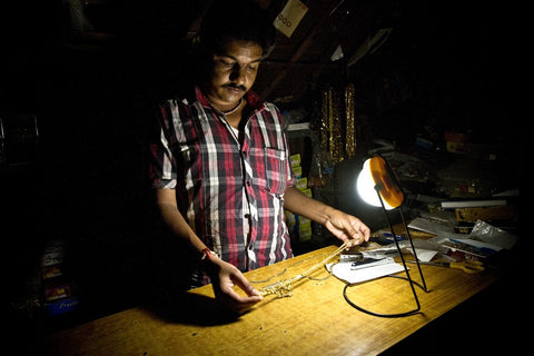 Pollinate Energy Solar Light