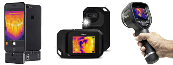 Types of thermal imaging camera