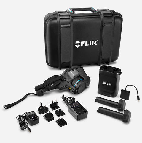 FLIR E75 E85 E95 What's in the box