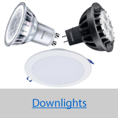 LED Downlight Kits & Bulbs
