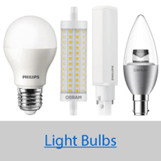 LED Light Bulbs & Globes