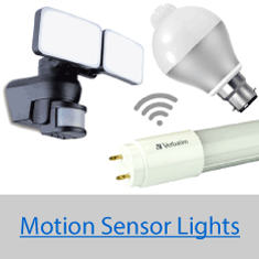 LED Motion Sensor Lights