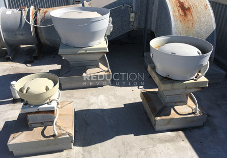 building ventilation exhaust fans
