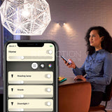 Philips Hue Bulb E27 9W - Dimmable White