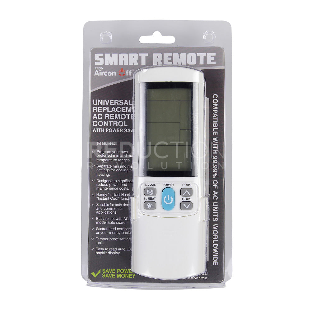 Aircon Off Energy Saving Universal Air Conditioning Remote