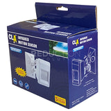 CLA Outdoor PIR Motion Sensor - White