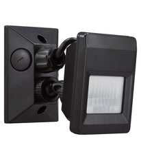 CLA Outdoor PIR Motion Sensor - Black