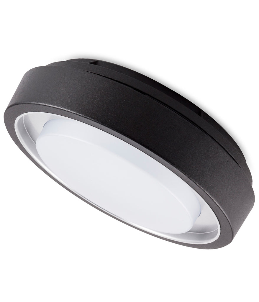 Chamaeleon Deco Charcoal Black 21W LED Light with Sensor