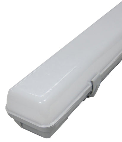 enLighten Vico LED Batten with Motion Sensor