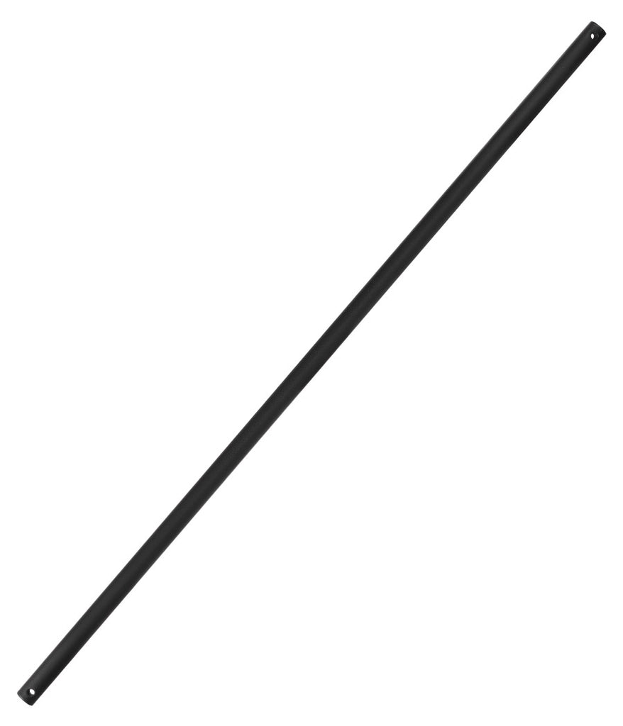 Ceiling Fan Extension Rod 900mm Black