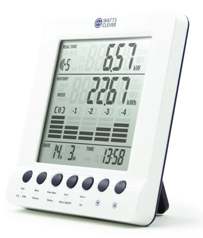 Watts Clever Smart Energy Monitor (EW4500)