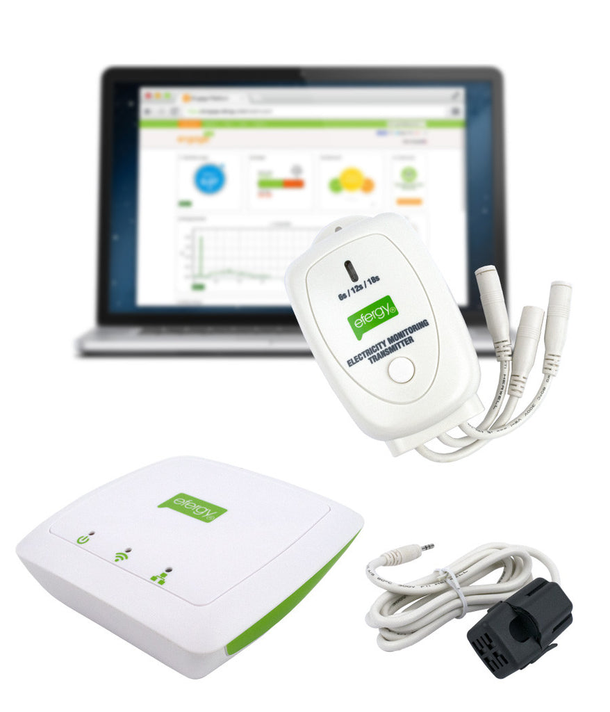 Power Monitoring Devices : Efergy engage hub kit energy monitor web app