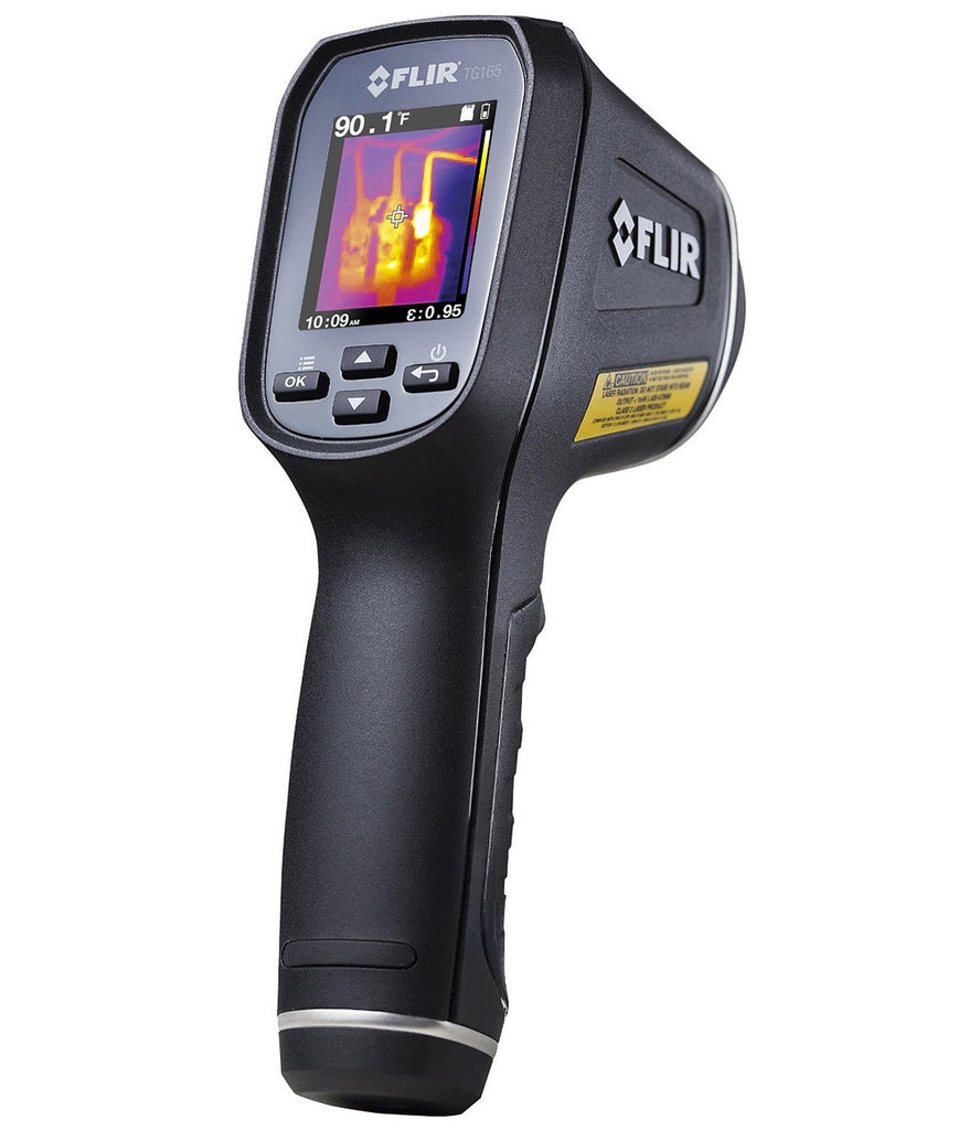 FLIR TG165 Spot Thermal Camera with FREE Carry Case