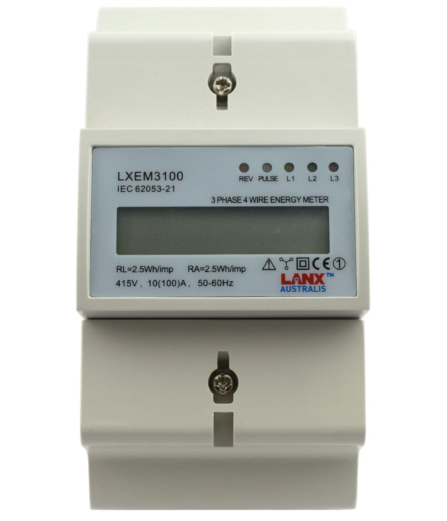 For Three Phase Electrical Meter Wiring Diagram | Wiring Liry on