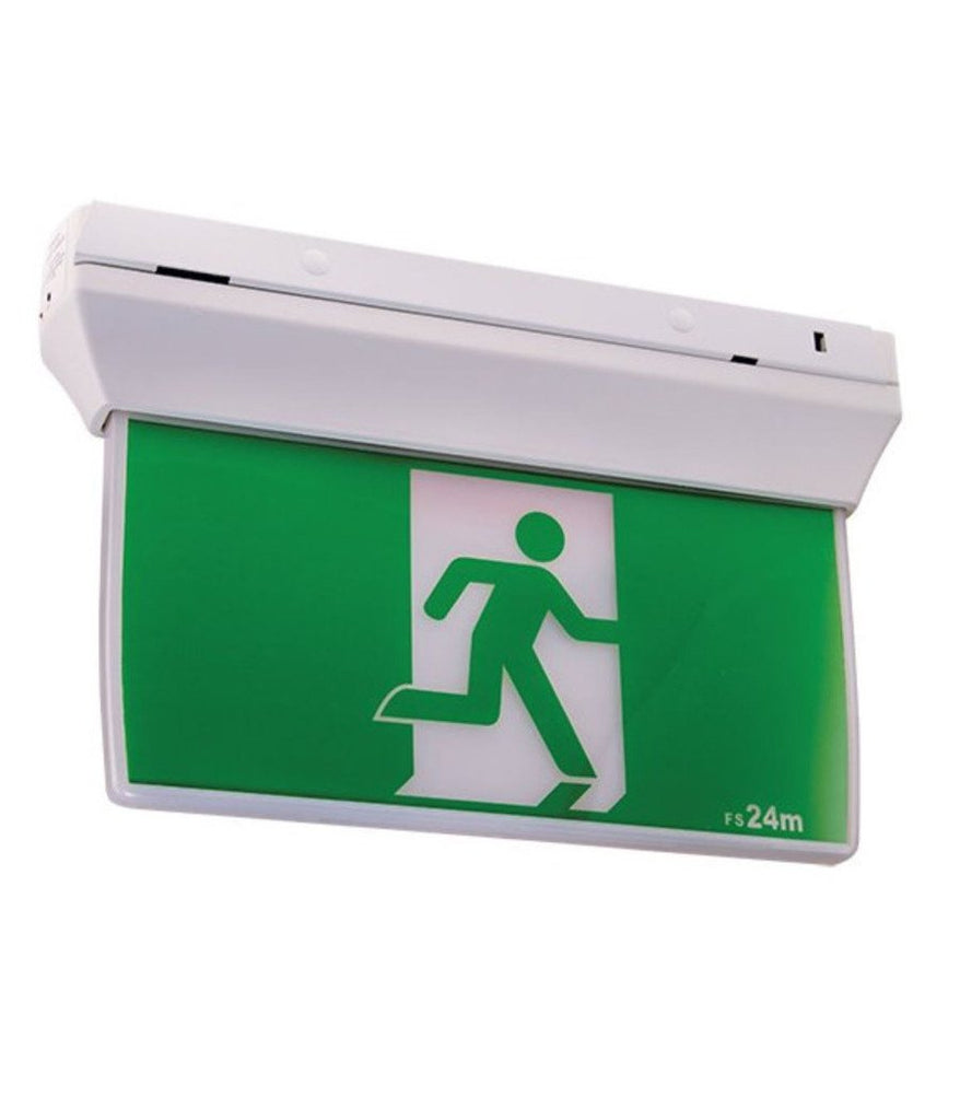 LED Multi-fit Slimline Blade Style Emergency Exit Light