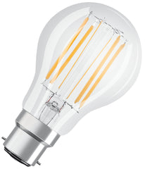 Osram LED Filament Bulb B22 8.5W Dimmable