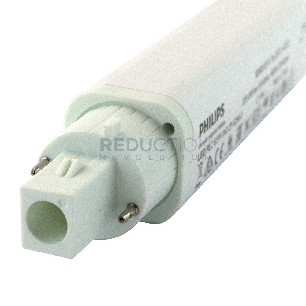 Philips G24d 3 2 Pin 8 5w Led Bulb Replace 26w Cfl Pl C