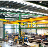 Example Philips LED High Bay Factory Warehouse Installation