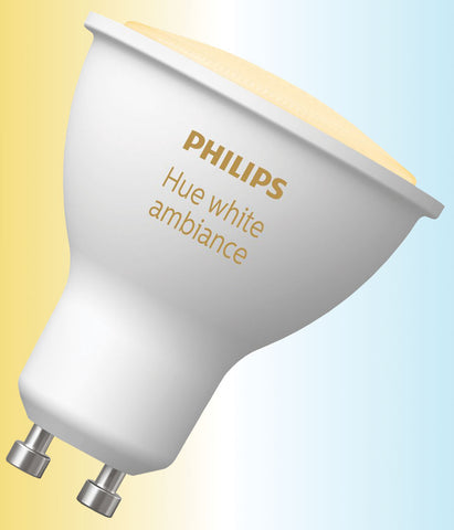 Philips Hue GU10 Downlight - White Ambiance