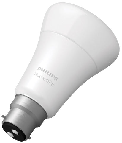 Philips Hue Bulb B22 9W - Dimmable White