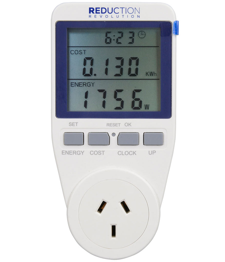 Reduction Revolution Power Consumption Meter RRPM02