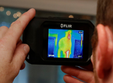FLIR C2 Pocket Sized Thermal Camera with FREE Case