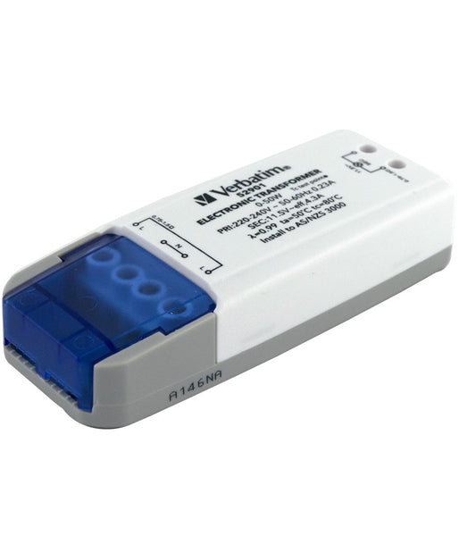 12V LED Transformer - LED Driver from Verbatim (0-50W)