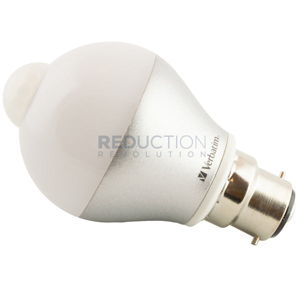 Verbatim Motion Sensor Led Light Bulb 6w
