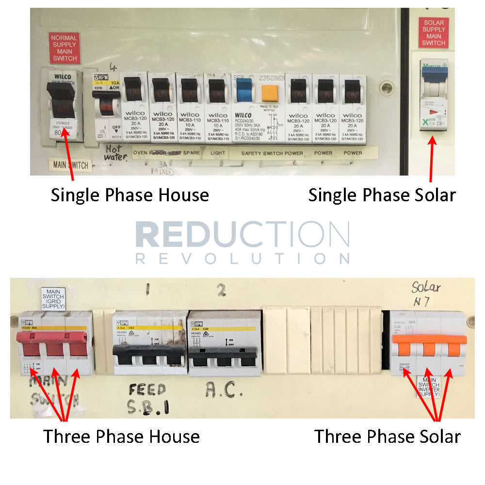Solar Efergy Engage Hub Online Wifi Energy Monitor This Is A Three Phase Electrical Panel For The Lighting And Power Of Identify Whether Your House Single Or
