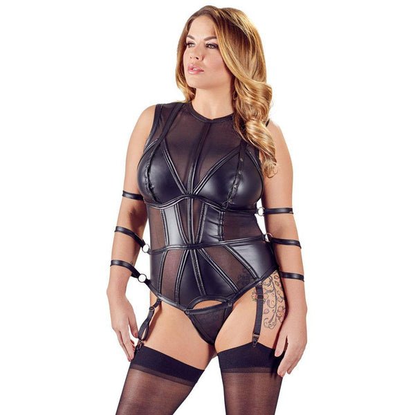 Cottelli Plus Size Bondage Body