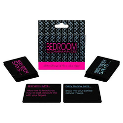Bedroom Commands Game