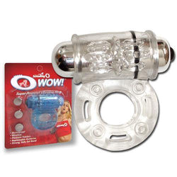 Screaming O Wow Vibrating Cock Ring