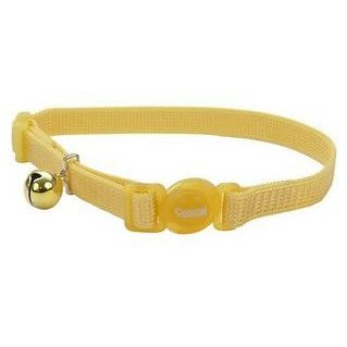 Coastal Pet Products Safe Cat® Adjustable Snag-Proof Breakaway Collar in Banana Boat