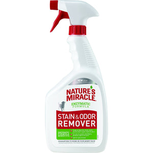 Nature's Miracle Dog Stain & Odor Remover with Enzymatic Formula Spray