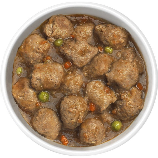 Merrick Classic Grain-Free Brauts-n-tots Recipe Canned Dog Food