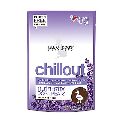 Isle of Dogs Nutri-Stix Chillout Dog Treats