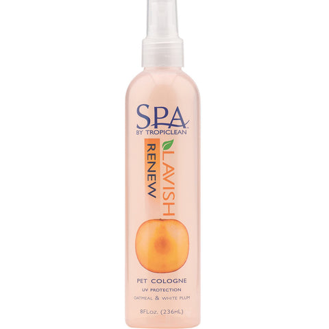 TropiClean SPA Renew Cologne Spray