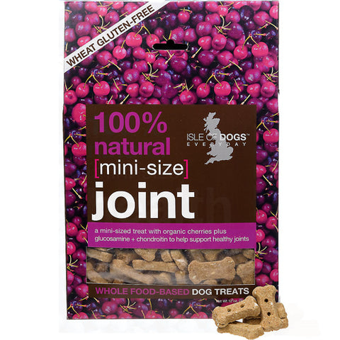 Isle of Dogs Baked 100% Natural Mini Joint Health Dog Treats