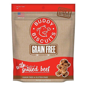 Cloud Star Buddy Biscuits Soft and Chewy Beef Dog Treats