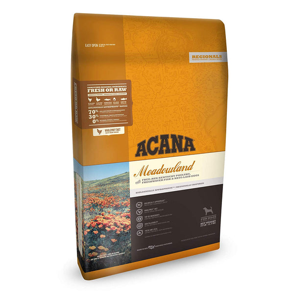 ACANA Regionals Dry Dog Food, Meadowland, Biologically Appropriate & Grain Free