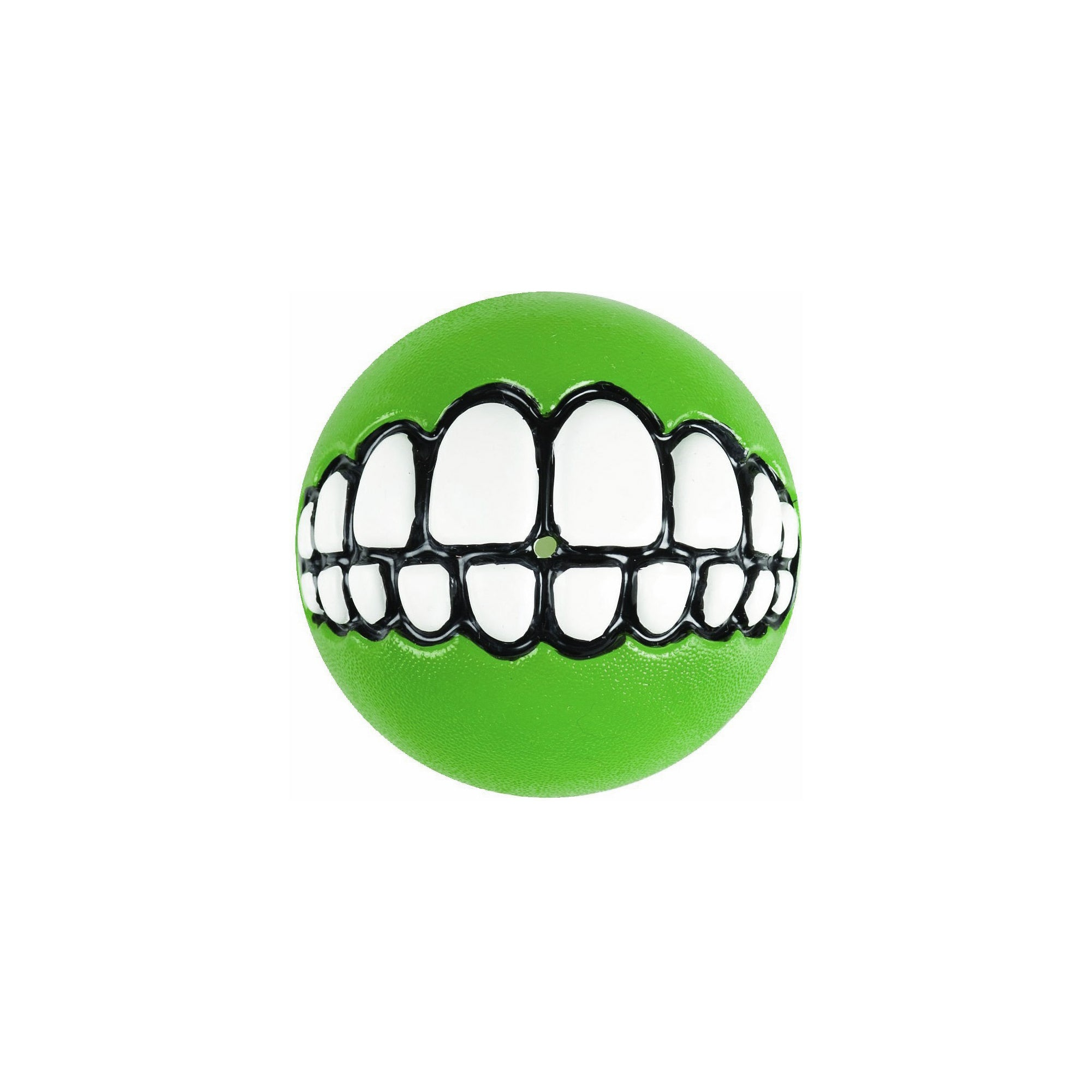 KONG Rogz Grinz Treat Ball Dog Toy, Color Varies