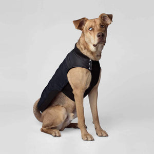 Canada Pooch Summit Stretch Puffer Vest in Navy