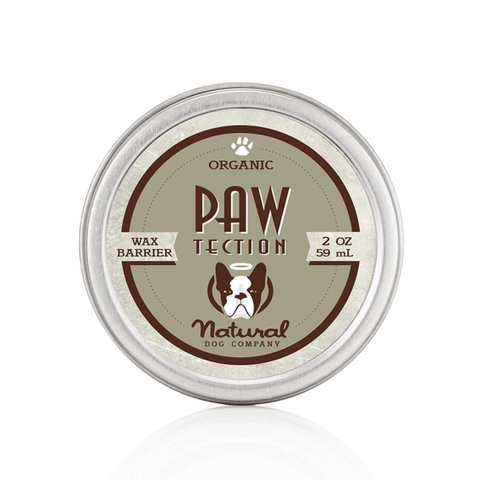 Natural Dog Company Organic PawTection Wax Tin