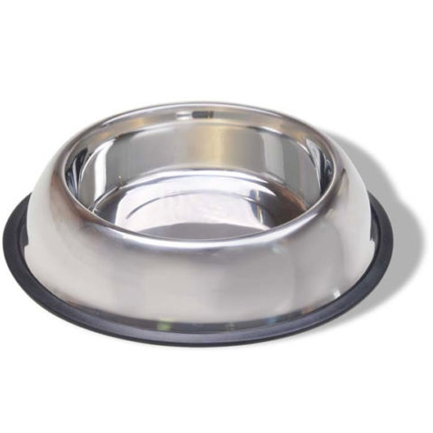 Vannes No-Tip Stainless Steel Bowl