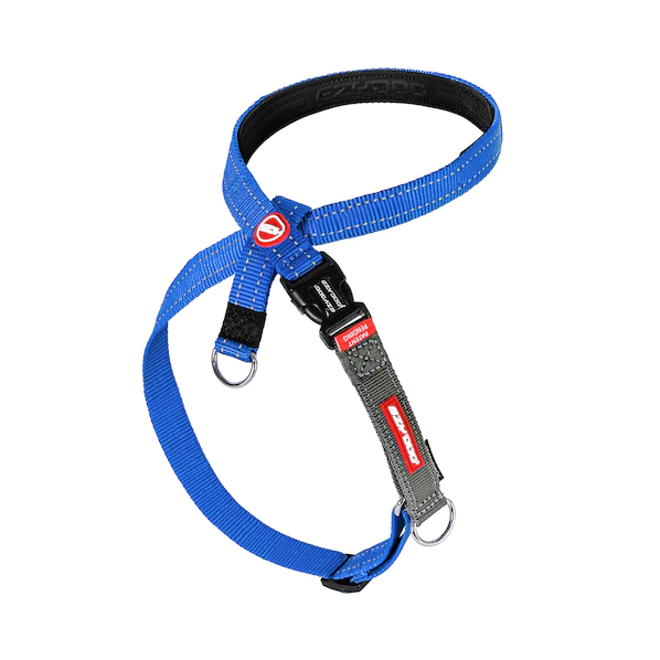 EZYDOG Crosscheck™ Harness in Blue