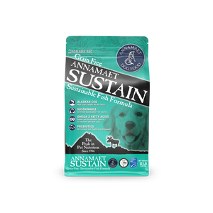Grain-Free Sustain Fish Formula Dry Dog Food